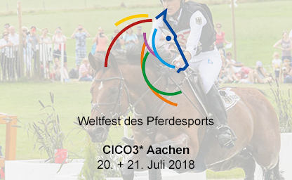 Nationenpreis Aachen 2018 German Eventing