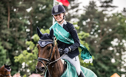 Baborowko 2018 German Eventing