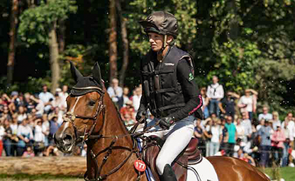 Anna Siemer German Eventing