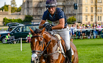 Tim Price German Eventing
