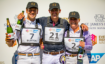 Event Rider Masters 2018 Barbury German Eventing