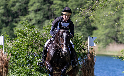 Hornsmühlen 2018 German Eventing