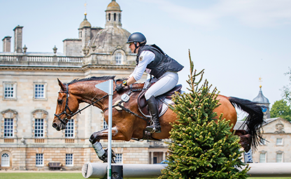 Houghton Hall 2018 German Eventing