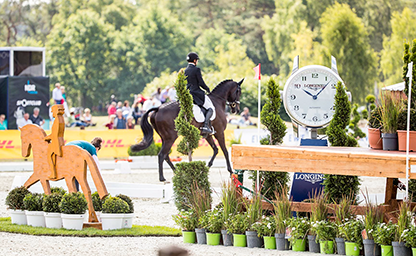 Luhmühlen Longines 2019 German Eventing