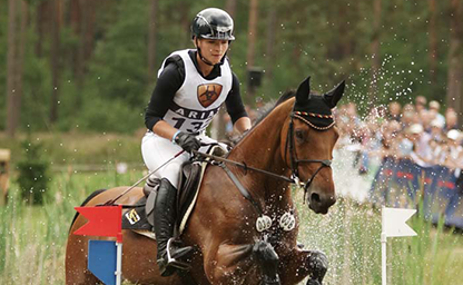 Julia Krajewski Luhmühlen 2018 German Eventing