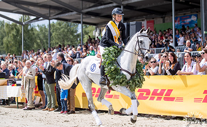 Jonelle Price Luhmühlen 2018 German Eventing