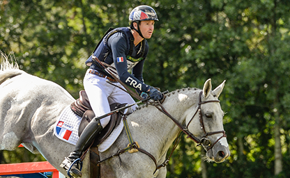 Millstreet 2018 Nations Cup German Eventing
