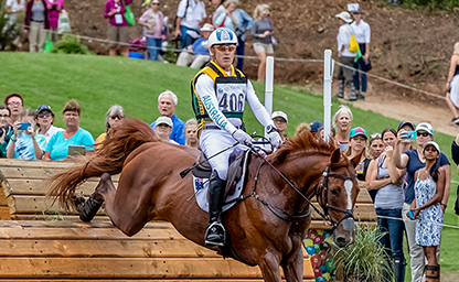 Marbach 2019 German Eventing
